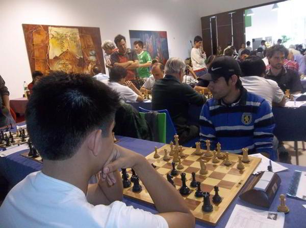 """Zamorano, de Tucumán, ganador del """"blitz"""""""