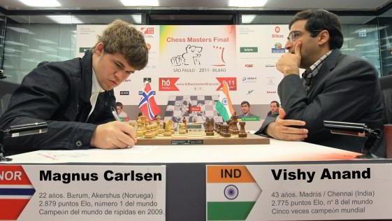 Carlsen vs Anand, 2013