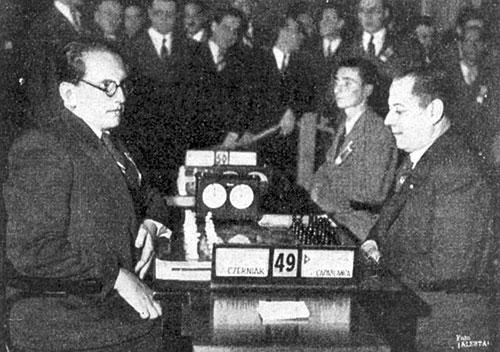 Czerniak vs Capablanca, preliminares Buenos Aires 1939