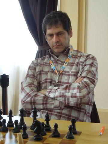 MI Jorge Rosito, campeón marplatense 2013