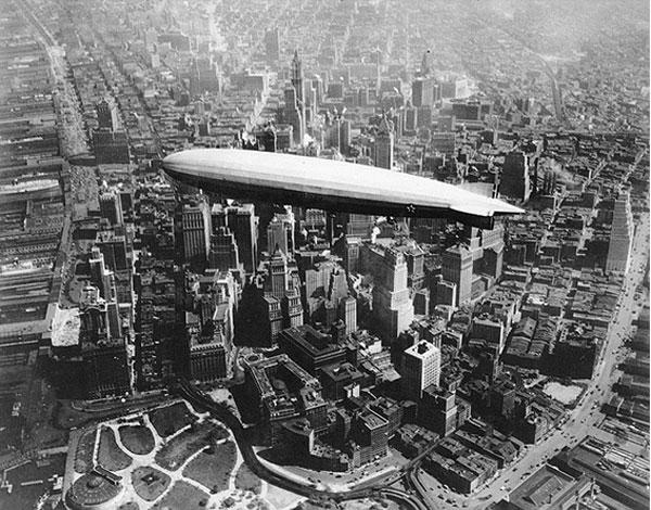 New-York-1924-Foto-Zeppelin