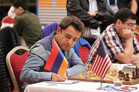 Levon Aronian, el héroe armenio de la jornada