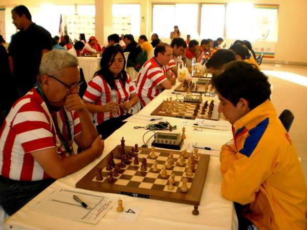 Paraguay tuvo una buena actuación