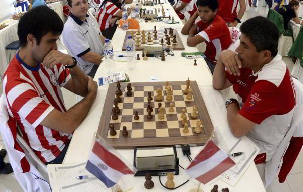 Julio Granda encabezó el equipo campeón