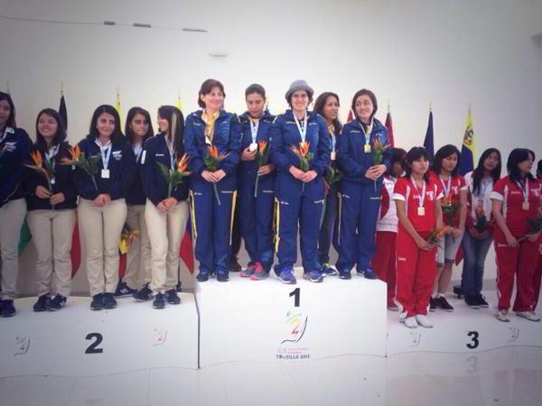 Ecuador ganó el oro en ajedrez femenino