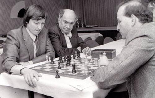 Karpov, Tal y Beliavsky