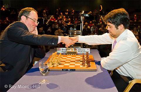 Gelfand vs Nakamura