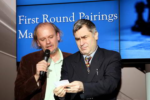Stuart Conquest con Vasily Ivanchuk