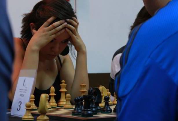 Ayelen Martinez, campeona de la provincia de San Luis
