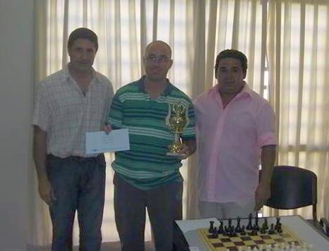 Mario Landivar ganó en Concordia