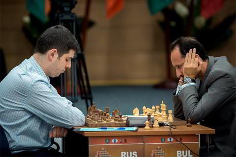 Topalov venció a Svidler en la 12ma ronda