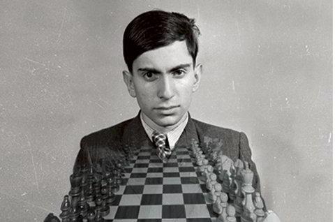 Mikhail Tal, campeón del mundo en 1960