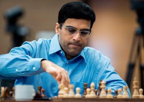 Vishy Anand, cómodo líder del Torneo de Candidatos de la FIDE