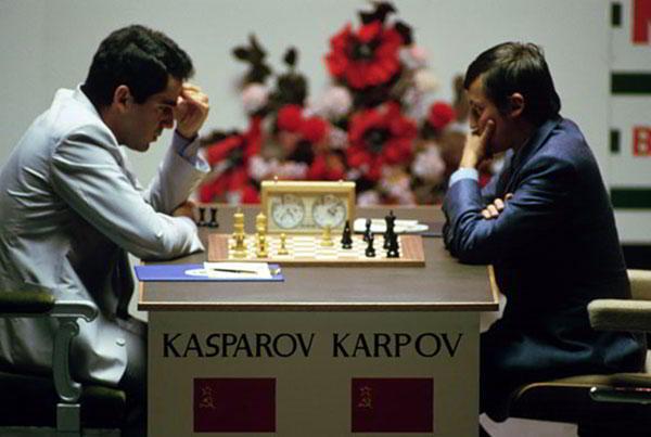 Kasparov vs Karpov, Sevilla 1987