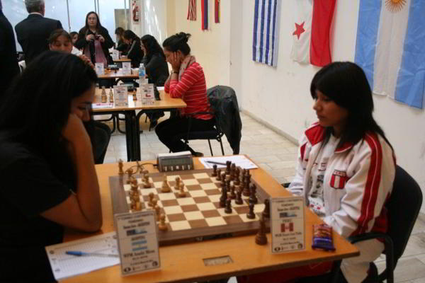 Anahí Meza vs Deysi Cori, en la primera ronda
