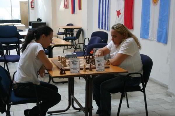 Marisa Zuriel ganó su plaza al Mundial Femenino tras vencer en desempate a Arrib as