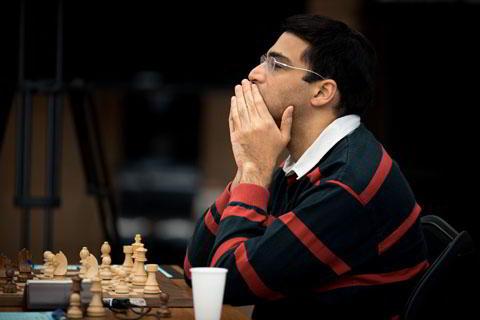 Anand parece decidido a ir por la revancha frente a Magnus Carlsen