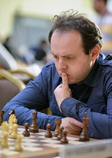 GM Evgeny Najer