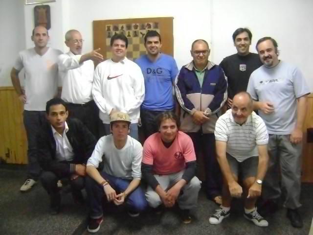 "Participantes del IRT ""de las Misiones"" 2014"