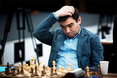 Shak Mamedyarov