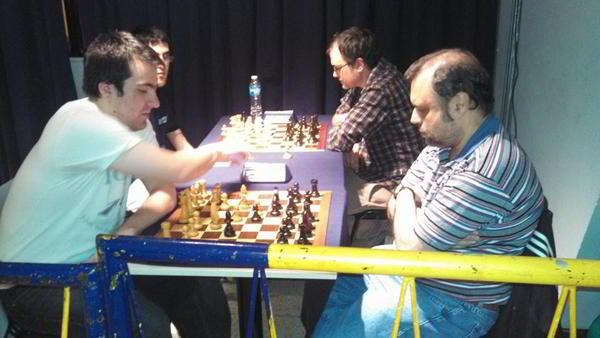 Germán Della Morte vs Sergio Slipak