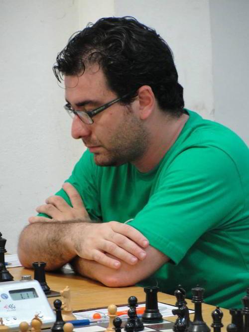 Diego Calens (Foto: Marcelo Hermida en Facebook)