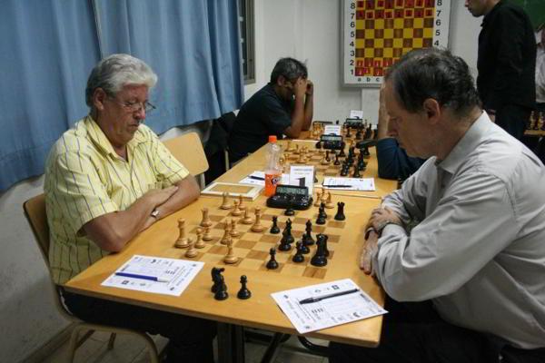 Armando Radoszta vs Marcelo Ibar