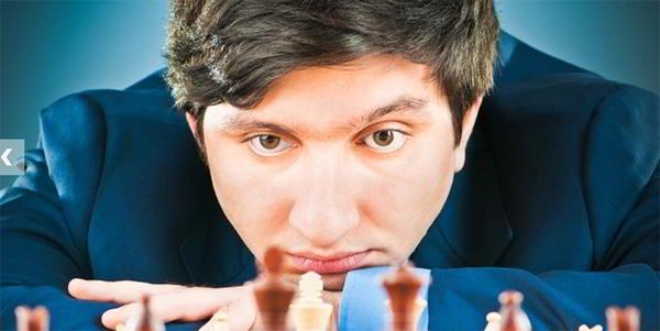 El GM Vugar Gashimov, a cuya memoria se celebra el certamen
