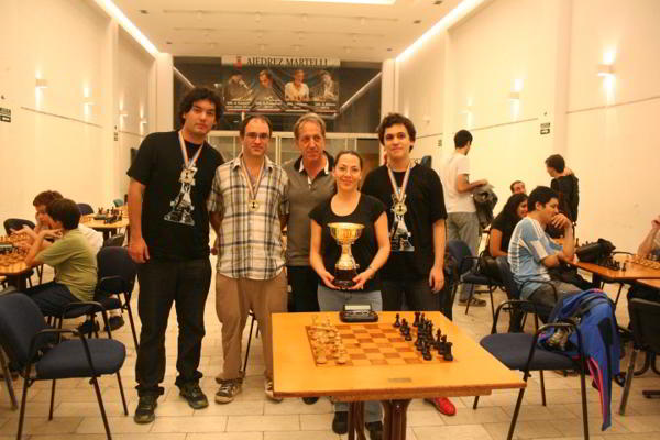 Duchamp Premiere, ganador de la Copa de Campeones 2014