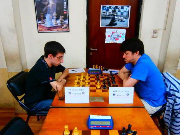 Gastón Fabian vs Diego Flores