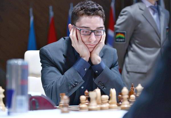 Fabiano Caruana venció a Magnus Carlsen