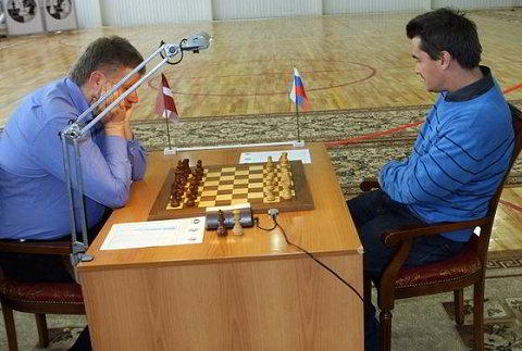 Morozevich vs Shirov