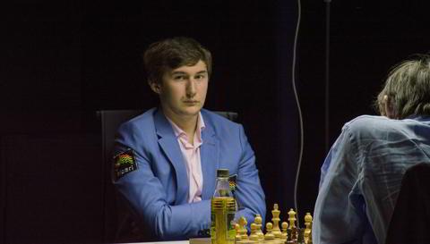 Sergey Karjakin venció en gran partida a Grischuk