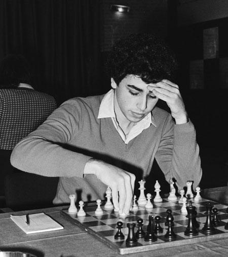 Yasser Seirawan en 1980