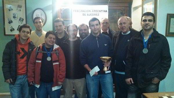 Semifinales del Campeonato Argentino Superior 2014