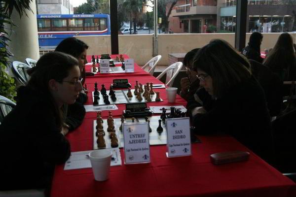 UNTREF vs San Isidro
