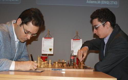 Peter Leko vs Fabiano Caruana