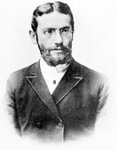 Dr Siegbert Tarrasch, en 1889