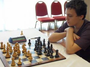 MI Alan Pichot, el más joven de los participantes