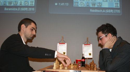 Baramidze vs Caruana