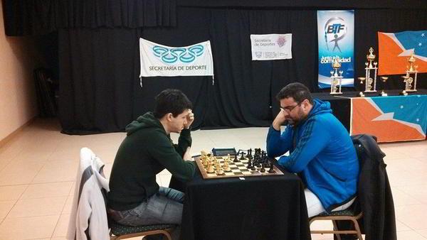 Diego Flores vs Andrés Rodriguez