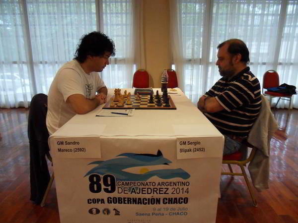 Sandro Mareco vs Sergio Slipak