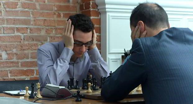 Caruana venció a Topalov y ya es nro.2 del mundo