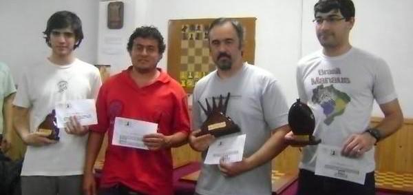 IRT 88 Aniversario del Club de Ajedrez Posadas