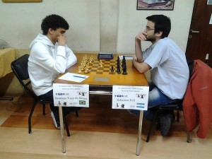 Yago de Moura vs Fell