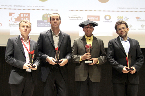20140920 008 Bilbao Chess 14 Winners