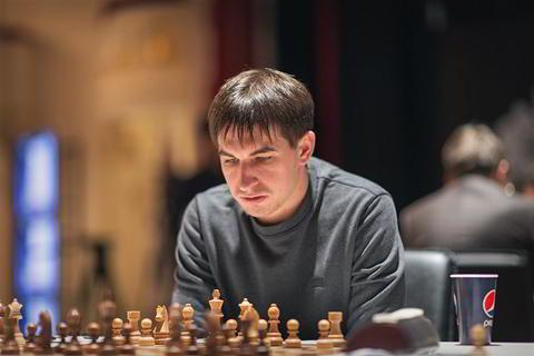 GM Dmitry Andreikin