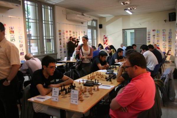 La 8va ronda se jugó en San Isidro