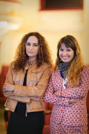 Las esposas de Kasimdzhanov y Karjakin
