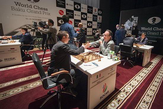 Cariana vs Gelfand